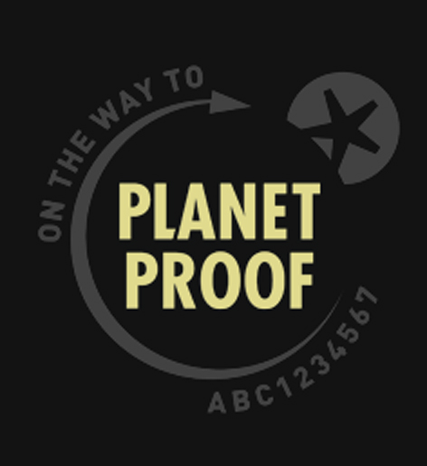 Icoon Planet Proof